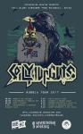 Spill Your Guts Russian Tour Sept 17