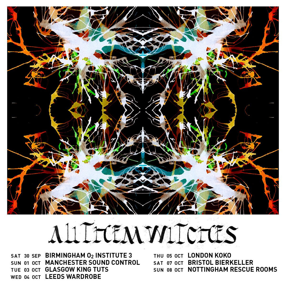 All Them Witches Sound Control Oct 17