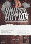 Skies In Motion UK Tour Oct 17