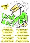 Wonk Unit She Goose UK Tour