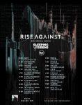 Rise Against EU Tour 17
