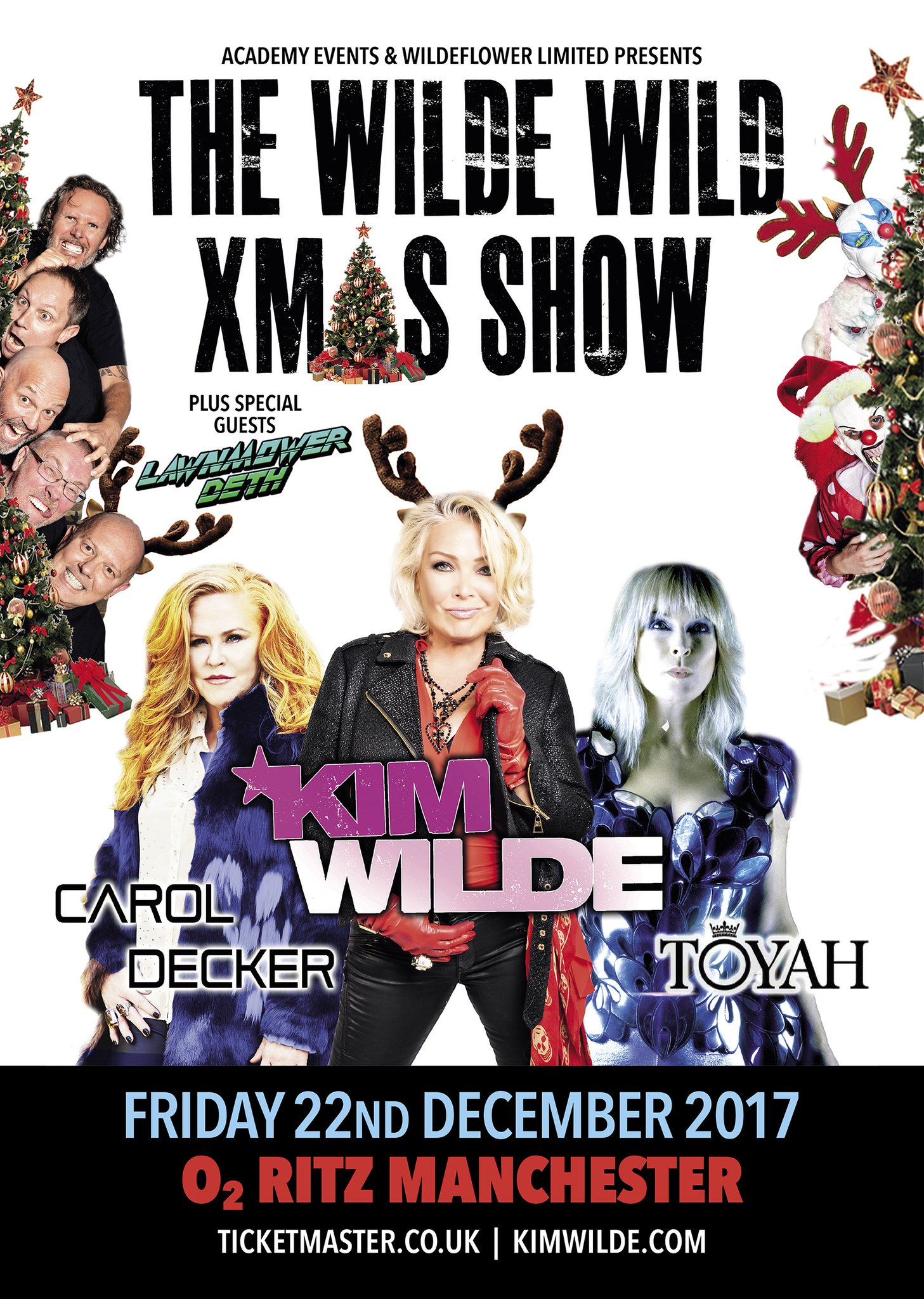 Kim Wilde Ritz Dec 18