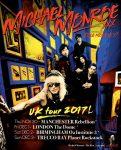 Michael Monroe UK Tour 17