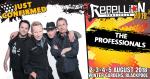 Professionals Rebellion 18