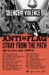 Anti Flag Jan US Tour 18