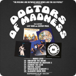 Doctors Of Madness Uk Tour Mar 18