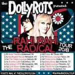 Dollyrots Rah Rah Radical Tour
