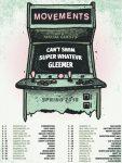 Gleemer Spring 18 Tour