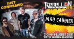 Mad Caddies Rebellion 18