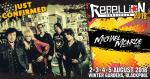 Michael Monroe Rebellion