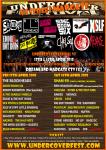 Undercover Festival Jan 18